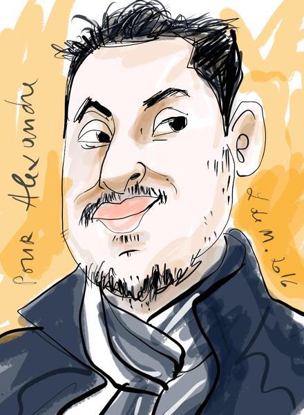 Dessin, caricatures numériques
