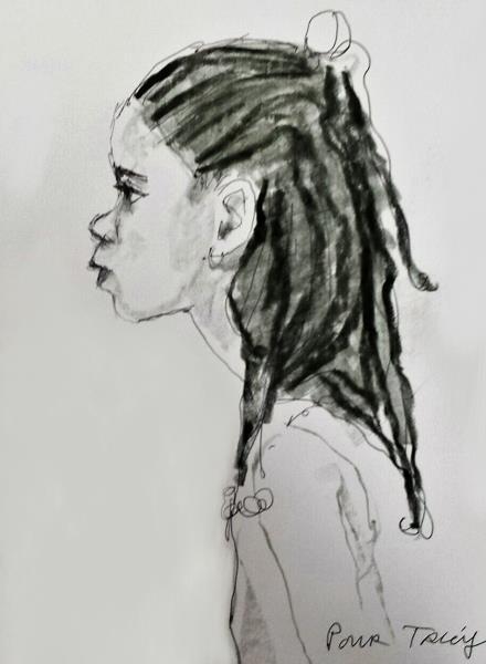 Croquis Portraits